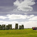 view post The ancient monument of Stonehenge