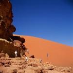 view post Wadi Rum, Jordan