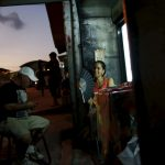 view post The Wider Image: On the border, stranded and struggling