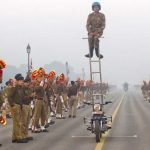 view post Indian Soldiers Practice Ahead Of Republic Day